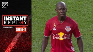 Download New York Red Bulls' Bradley Wright-Phillips said what!? Video