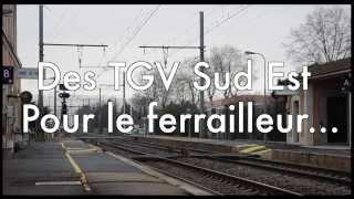 Download TGV Sud Est pour le ferrailleur Video