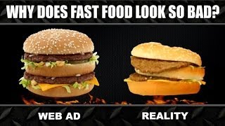 Download Fast Food ADS vs. REALITY Experiment Video