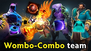 Download Wombo-Combo team: Enigma, Void, Phoenix, Kunkka Video