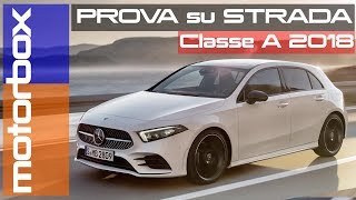 Download Mercedes Classe A 2018 | La prova della compatta super tecnologica Video