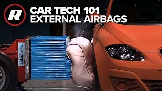 Download Car Tech 101: External airbags (On Cars) Video
