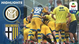 Download Inter 0-1 Parma | Parma Get Their First Win | Serie A Video
