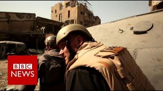 Download Raqqa: Inside the ruined 'capital' of the Islamic State group - BBC News Video