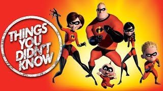Download 7 Things You (Probably) Didn't Know About The Incredibles Video