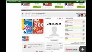 Download Ustawiona aukcja na serwisie za10groszy.pl - przebieg [DOWODY W ADNOTACJACH] Video