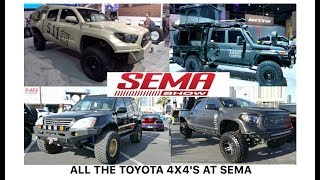 Download Nothin' but Toyotas : SEMA show Las Vegas Video