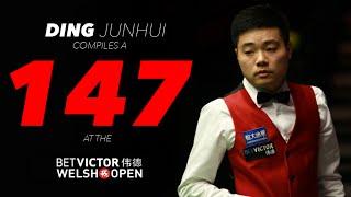 Download Ding Junhui 147 vs Neil Robertson | BetVictor Welsh Open Quarter Finals Video