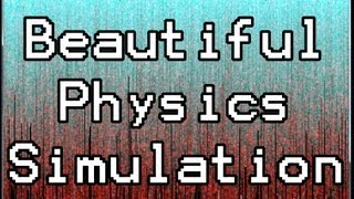 Download Python Physics Simulation: Beauitful Bouncing Balls Video