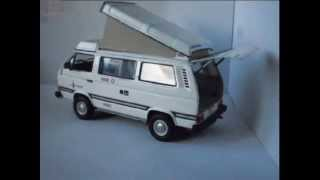 Download 1/24 scale VW T3 Camper by Revell Video