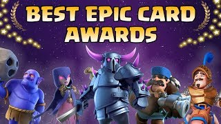 Download Clash Royale Epic Awards 2018 | Who's the Best Epic ? Video