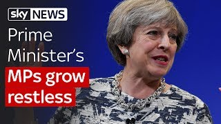 Download General Election: Theresa May's MPs grow restless Video
