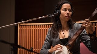 Download Rhiannon Giddens - Lonesome Road / Up Above My Head (Live on 89.3 The Current) Video