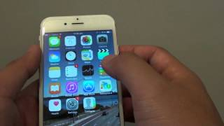 Download iPhone 6: How to Make a Facetime Call Video