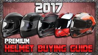 Download 2017 Premium Motorcycle Helmet Buying Guide from Sportbiketrackgear Video