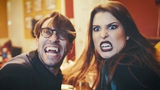 Download DINNER WITH THE DRACS ft. Amanda Cerny, King Bach & Brittany Furlan | Funny Halloween Sketch Video Video