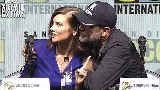 Download THE WALKING DEAD 9   San Diego Comic-Con 2018 Panel Highlights (AMC) Video