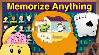 Download How to Memorize Fast and Easily | How to remember things easily Video