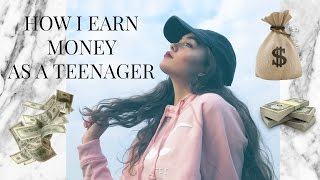 Download HOW I MAKE MONEY AS A 14 YEAR OLD! | India Grace Video