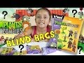 Download Plants vs. Zombies K'nex Mystery Packs Series 1 Opening (4 Blind Bags) Video