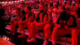 Download [HD] Awesome Chicago Bulls Intro Before The Game! Chicago Bulls vs. Indiana Pacers 11/16/13 Video