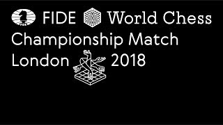 Download World Chess Championship 2018 day 9 press conference Video