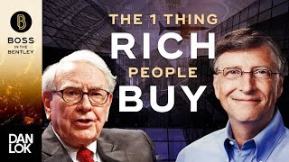 Download What's The One Thing Rich People Buy That Poor People Don't - Boss In The Bentley Video