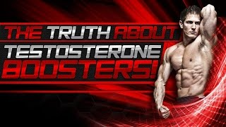 Download The TRUTH About Testosterone Boosters! Video