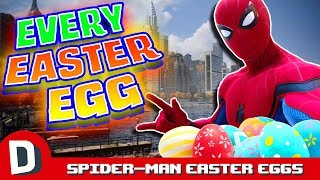 Download Every Easter Egg in Spider-Man (PS4) Video