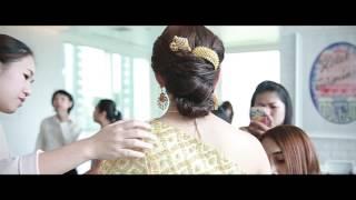 Download Sweet Blossom wedding Dress model by Bella Ranee.mp4 Video