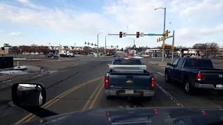 Download BigRigTravels LIVE! Evans, Colorado to Denver US Highway 85 South Video