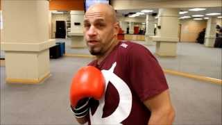 Download Boxing - Beginner Sparring Set-ups and Combos Part 1 Video