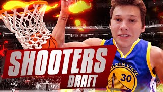 Download THE BEST SHOOTERS DRAFT!! NBA 2K16 DRAFT Video