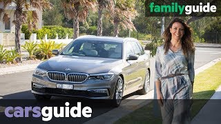 Download BMW 530i 2018 Touring review Video