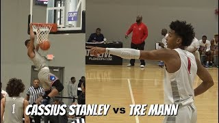 Download Cassius Stanley vs Tre Mann & CJ Walker! EYBL Indianapolis Video