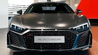 Download Audi R8 V10 Decennium (2020) - Limited Edition R8 Video