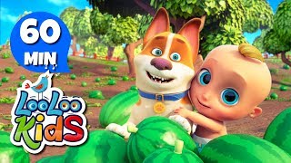 Download Down by the Bay 2 - Educational Songs for Children | LooLoo Kids Video