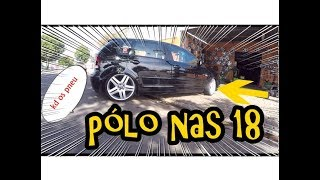 Download TROCAMOS A RODA DO PÓLO SUSPENSÃO FIXA COLOCAMOS A LONG BEACH 18 PNEU 165.40 TOP TOP Video