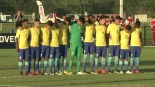 Download 2016 Nike Friendlies: U-17 MNT vs. Brazil Video