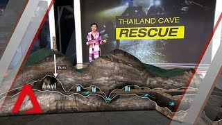 Download Thai cave rescue: Rescue options for the 12 boys and their coach Video