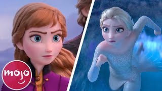 Download Top 5 Reasons the Frozen 2 Trailer Has Us Excited! Video