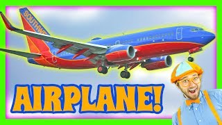 Download Airplanes for Kids - Learn Colors with Blippi Video