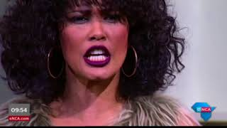 Download Belinda Davids performs Whitney Houston's 'Greatest Love of All' Video