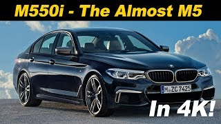 Download 2018 BMW M550i xDrive First Drive Review In 4K UHD! Video