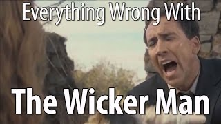 Download Everything Wrong With The Wicker Man In 16 Minutes Or Less Video