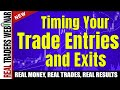 Download Timing Your Trade Entries & Exits w/ Swiss Clock Precision by Barry Burns | Real Traders Webinar Video
