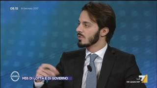 Download Omnibus - Immigrati operazione CIE e Libia (Puntata 09/01/2017) Video