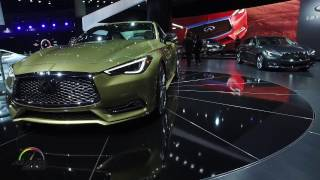 Download Infiniti at the 2016 Los Angeles Auto Show Video