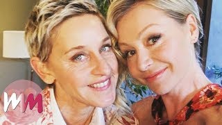 Download Top 10 Times Ellen DeGeneres & Portia de Rossi Made Us Believe in Love Video