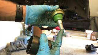 Download Step by Step - How to Install Ball Joints Video